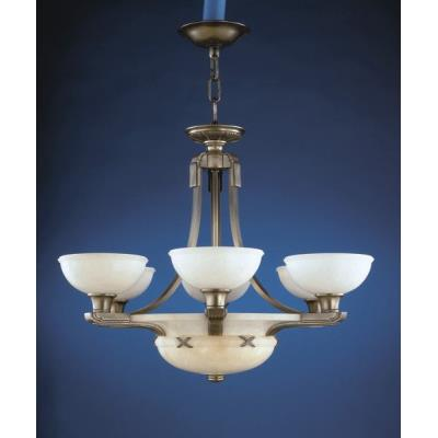 Zaneen Lighting Z1194 Cadiz Chandelier