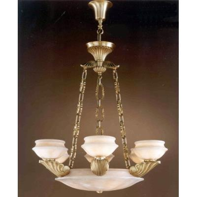 Zaneen Lighting Z1271 Leon Chandelier