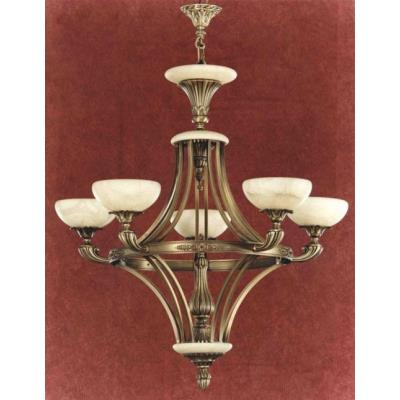 Zaneen Lighting Z3101 Tobera Chandelier