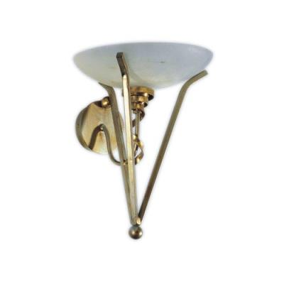 Zaneen Lighting Z6202VSI Genova Wall Sconce