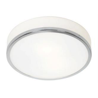 Access Lighting 20670-CH/OPL Aero-- One Light Flush Mount