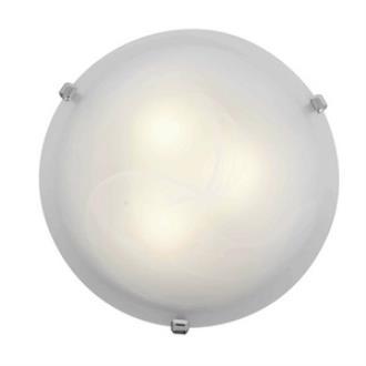 Access Lighting 23021GU-CH/ALB Mona - Three Light Flush Mount