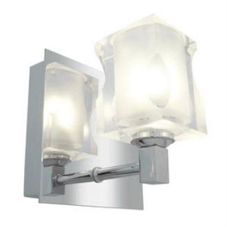 Access Lighting 23916-CH/FCL Glase - Four Light Bath Vanity