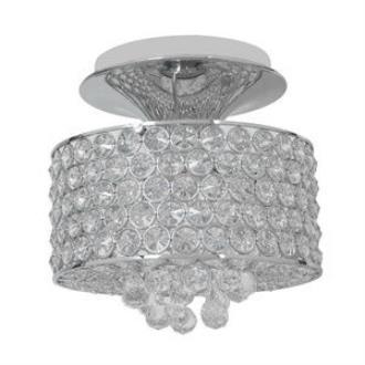 Access Lighting 51005-CH/CCL Kristal - Three Light Semi-Flush Mount