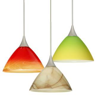 Besa Lighting Domi Mini-Pendant-1 Domi -  Low Voltage One Light Pendant