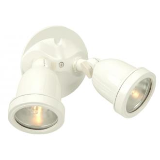Craftmade Lighting Z412 Two Light Halogen Flood Lamp
