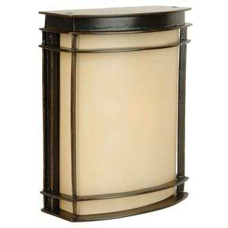 Craftmade Lighting Z4302 Vale - One Light Outdoor Pocket Wall Sconce
