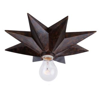 Crystorama Lighting 9230_CEILING Astro - One Light Semi-Flush Mount