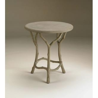 """Currey and Company 2373 Hidcote - 22"""" Table"""