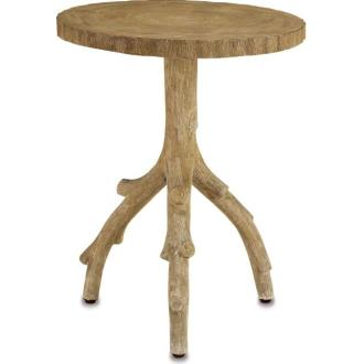 """Currey and Company 2384 Redgrove - 22"""" Table"""