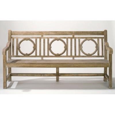 "Currey and Company 2722 Leagrave - 74"" Large Bench"