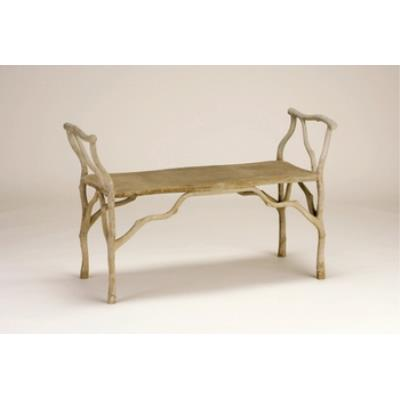 "Currey and Company 2787 Beaujon - 40"" Bench"