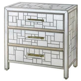 Currey and Company 3093 Birkhall - Chest of Drawer