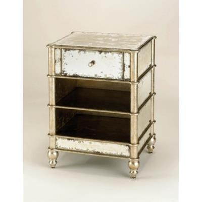 Currey and Company 4214 Harlow Side Table