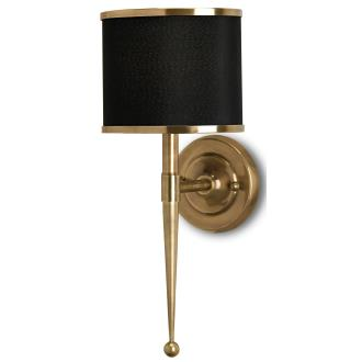 Currey and Company 5021 Primo - One Light Wall Sconce