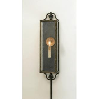 Currey and Company 5030 1 Light Wolverton Wall Sconce