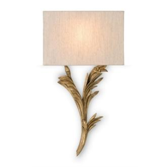 Currey and Company 5097 Bel Esprit - One Light Right Wall Sconce