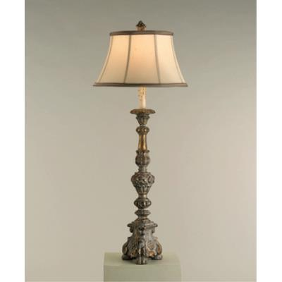 Currey and Company 6656 1 Light Cavendish Table Lamp
