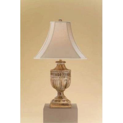 Currey and Company 6680 1 Light Academy Table Lamp
