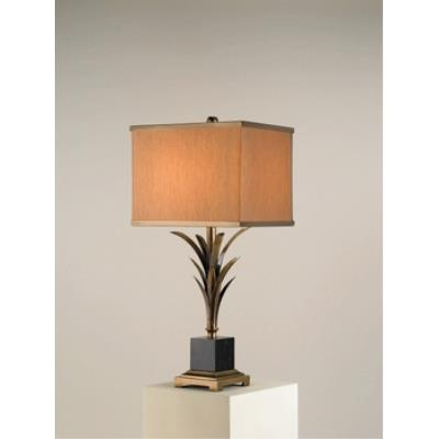 Currey and Company 6901 1 Light Killarny Table Lamp