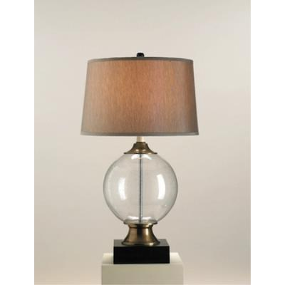 Currey and Company 6981 1 Light Motif Table Lamp