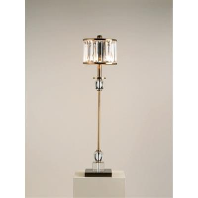 Currey and Company 6986 1 Light Parfait Table Lamp
