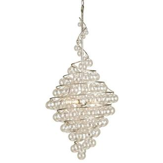 Currey and Company 9001 Wanderlust - Four Light Chandelier