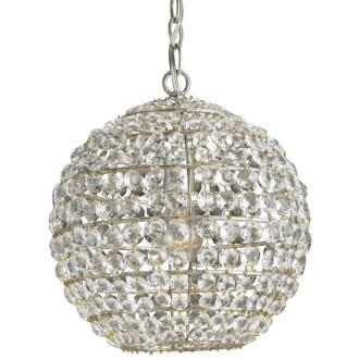 Currey and Company 9005 Roundabout - One Light Pendant