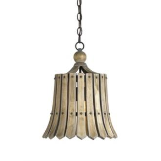 Currey and Company 9088 Fruitier - One Light Pendant