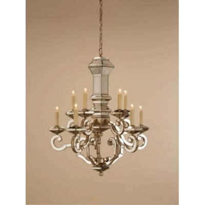 Currey and Company 9219 10 Light Domani Chandelier