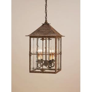 3 Light Bellamy Lantern