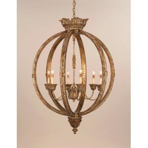 Aphrodite - Eight Light Chandelier