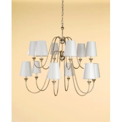 Currey and Company 9289 12 Light Orion Chandelier