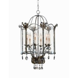 6 Light Zara Large Pendant