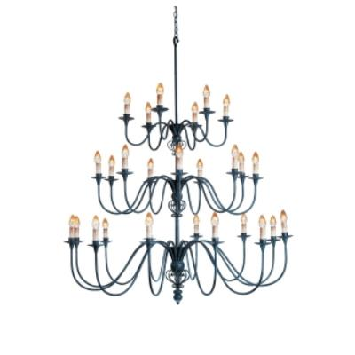 Currey and Company 9516 27 Light Titan Chandelier