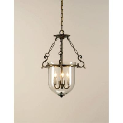Currey and Company 9538 3 Light Petit Athena Lantern