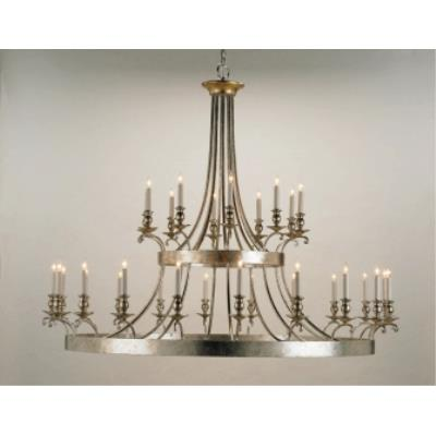 Currey and Company 9582 30 Light Lodestar Chandelier