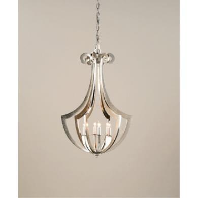 Currey and company 9639 6 light venus chandelier aloadofball Gallery