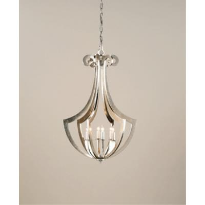 Currey and Company 9639 6 Light Venus Chandelier