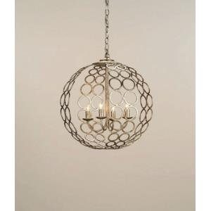 4 Light Tartufo Chandelier