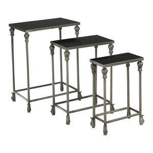"""Livingston - 12"""" Nesting Table - Set of 3"""