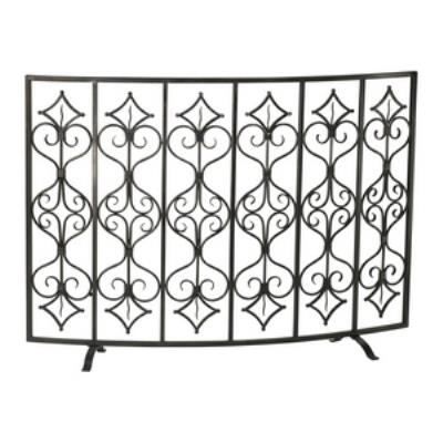 "Cyan lighting 04007 Casablanca - 47"" Fire Screen"