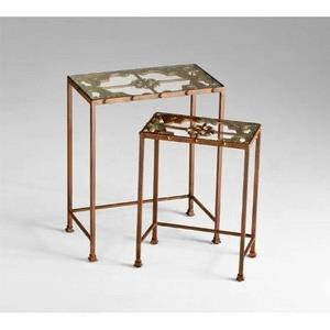 Gunnison - 11 Inch Small Nesting Table