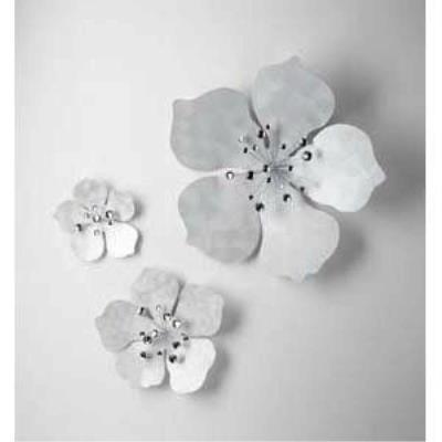Cyan lighting 04906 Violet - 8 Inch Small Wall Flower  Inch 3