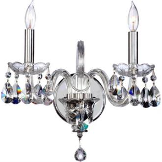 Quorum Lighting 631-2-514 Bohemian Katerina - Two Light Wall Bracket