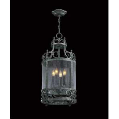 Quorum Lighting 6793-4-50 Lorenco - Four Light Pendant
