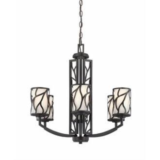 Designers Fountain 83786-ART Modesto - Six Light Chandelier