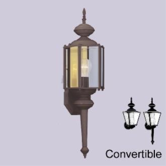 Designers Fountain 1103-DB One Light Outdoor Wall Lantern