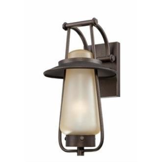 Designers Fountain ES32031-FBZ Stonyridge - One Light Outdoor Wall Lantern