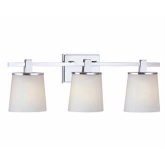 Dolan Lighting 3783-26 Ellipse - Three Light Bath Fixture